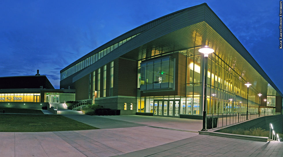 Issue 191: Towson Basketball: SECU Arena