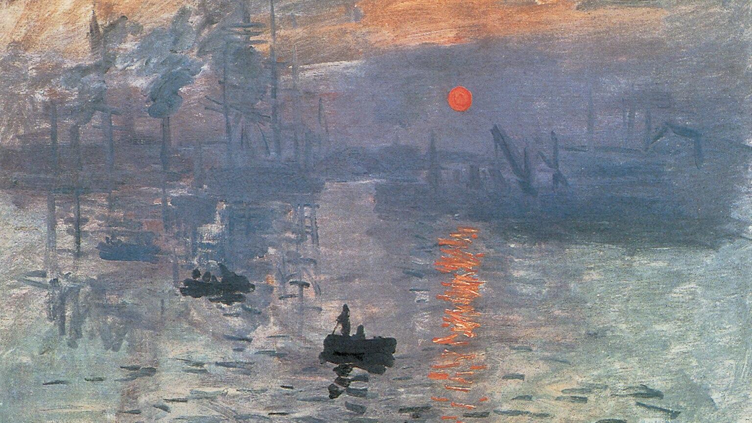 manet and monet u2014the birth of impressionism