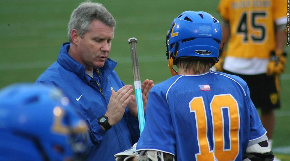 Loyola Blakefield Lacrosse 2015: Jack Crawford