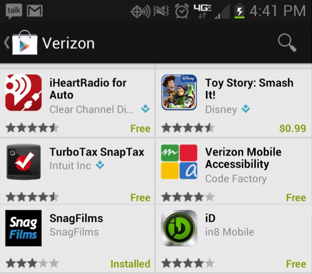 SnagFilms App