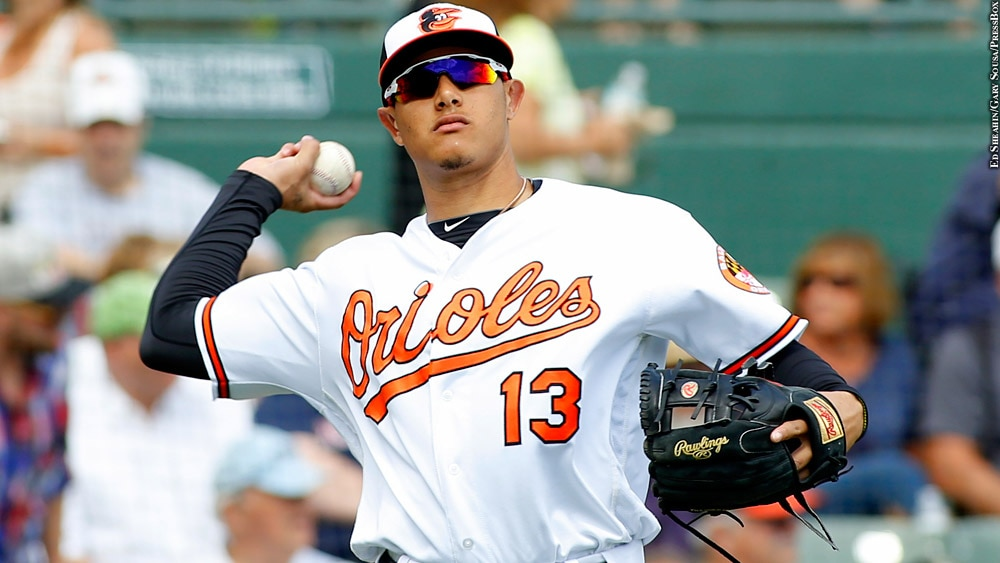 manny machado says goodbye to the orioles for now