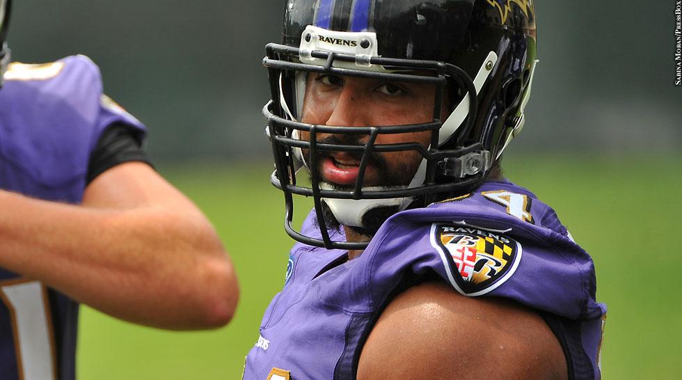 Ravens 2014: John Urschel (training camp)