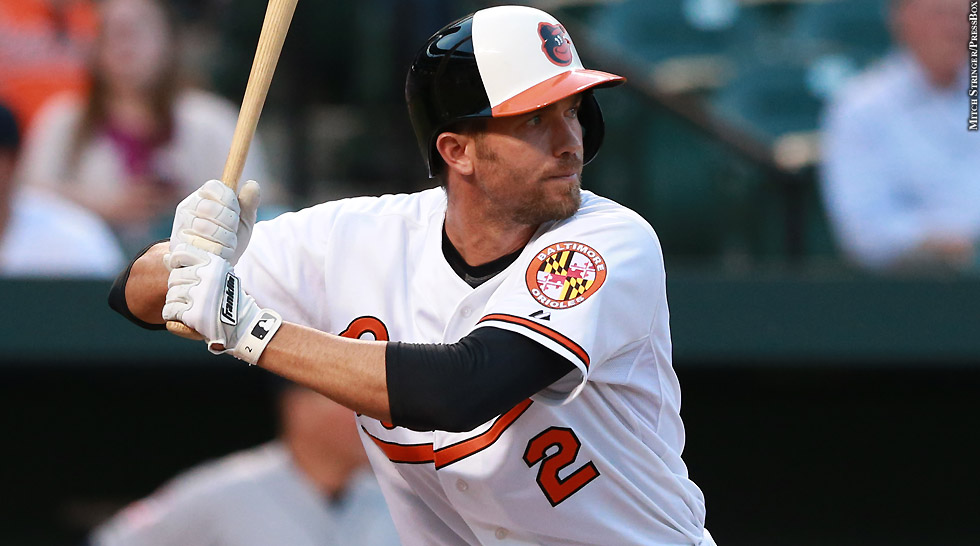 Orioles 2015: J.J. Hardy (at bat)