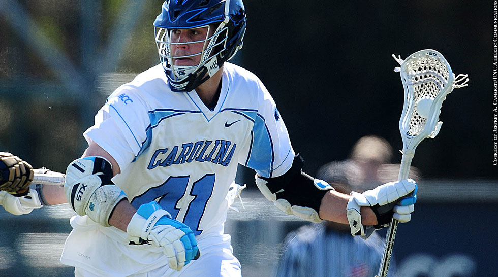 North Carolina Lacrosse 2014: Pat Foster (UNC)