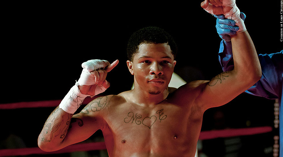 Issue 202: Gervonta Davis
