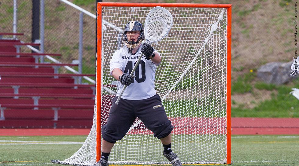 Bryant Lacrosse 2014: Gunnar Waldt