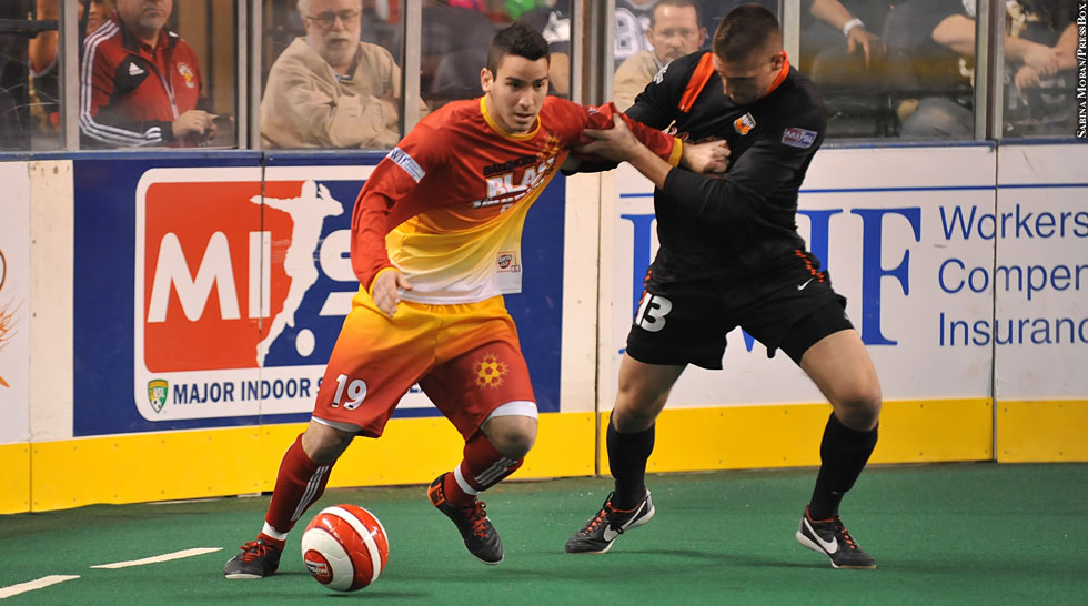 Issue 191: Baltimore Blast: Marco Mangione