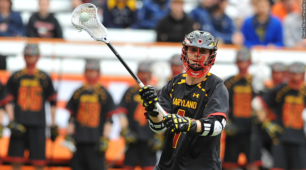 Maryland Lacrosse Terps 2014: Mike Chanenchuk