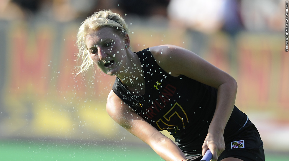 Issue 213: Maryland Terps Field Hockey: Anna Dessoye