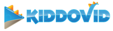 Kiddovid Logo Responsive