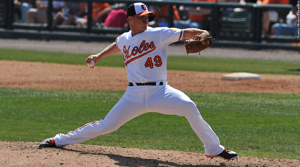 Orioles 2013: Spring Training: Dylan Bundy