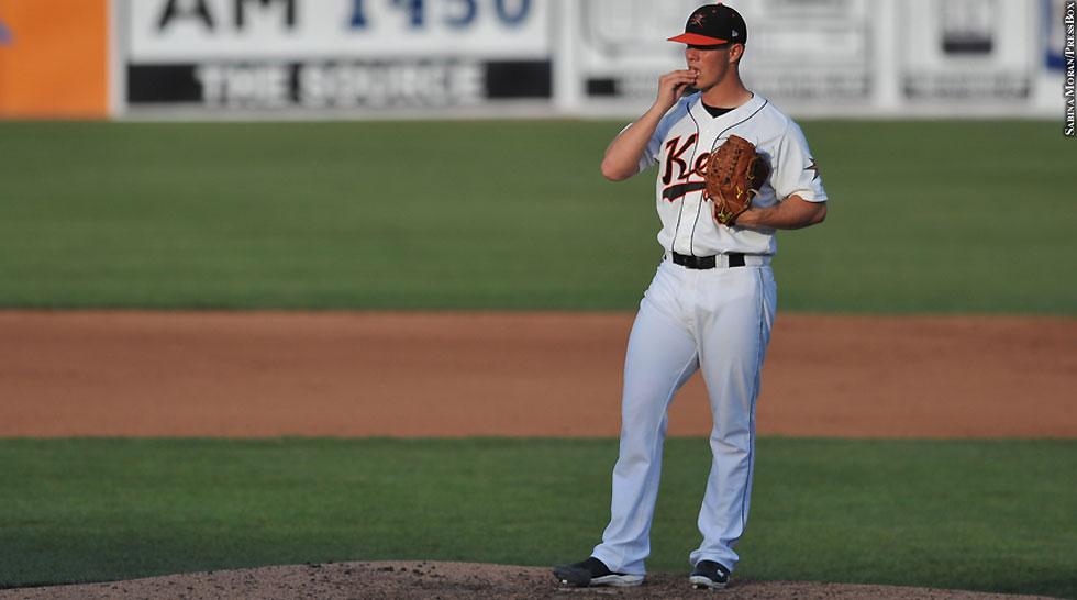 Orioles: Dylan Bundy (Frederick Keys 2012)