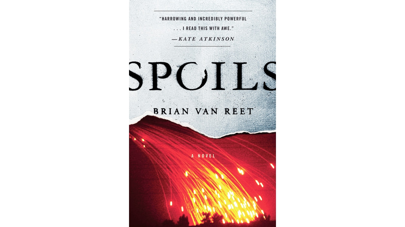 Spring 2017 book review -- Spoils