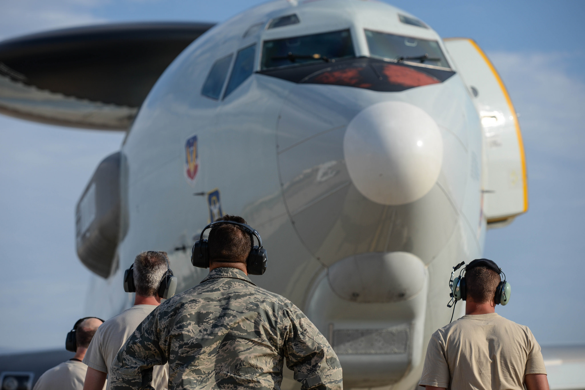 Airmen and retirement