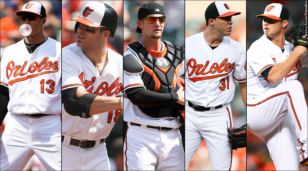 Issue 214: Orioles 2015: Manny Machado, Chris Davis, Caleb Joseph, Ubaldo Jimenez, Zach Britton