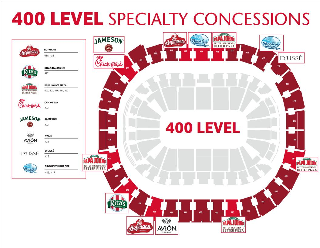 Concession Map 400