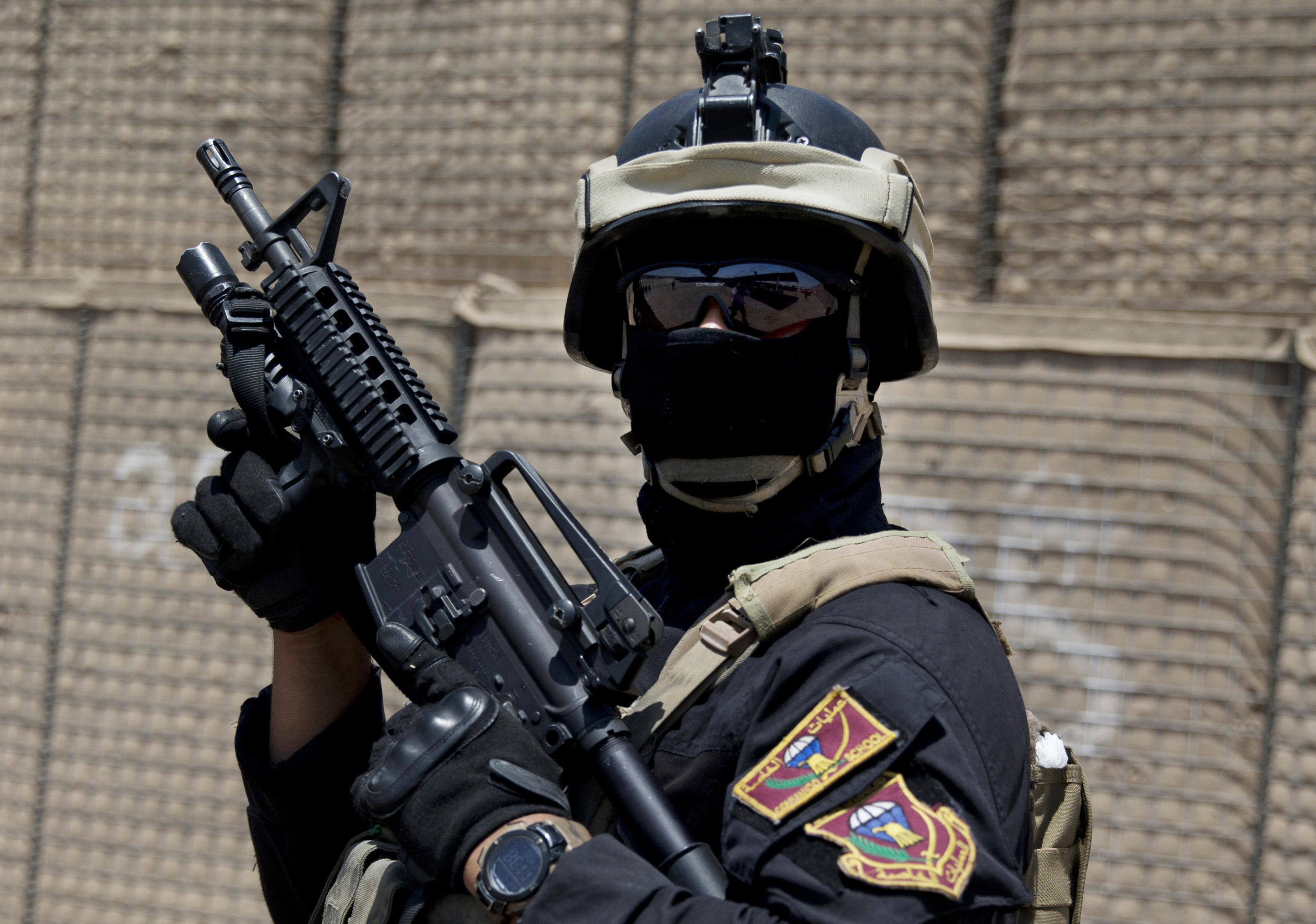 Image result for Iraqi Counter Terrorism Service, photos