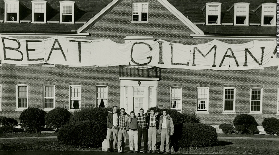 Issue 214: Gilman vs. McDonogh: Banner On Finney