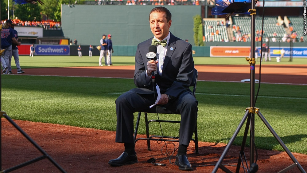 Issue 235: Ken Rosenthal (seated)