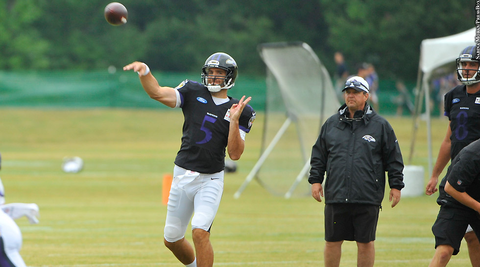 Ravens-2015-joe-flacco-marty-mornhinweg-training-campjpg