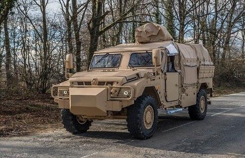 French heavy vehicle RTD