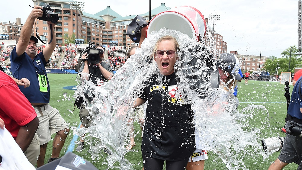 Issue 255: Maryland Terps women's lacrosse: Cathy Reese after 2019 championship