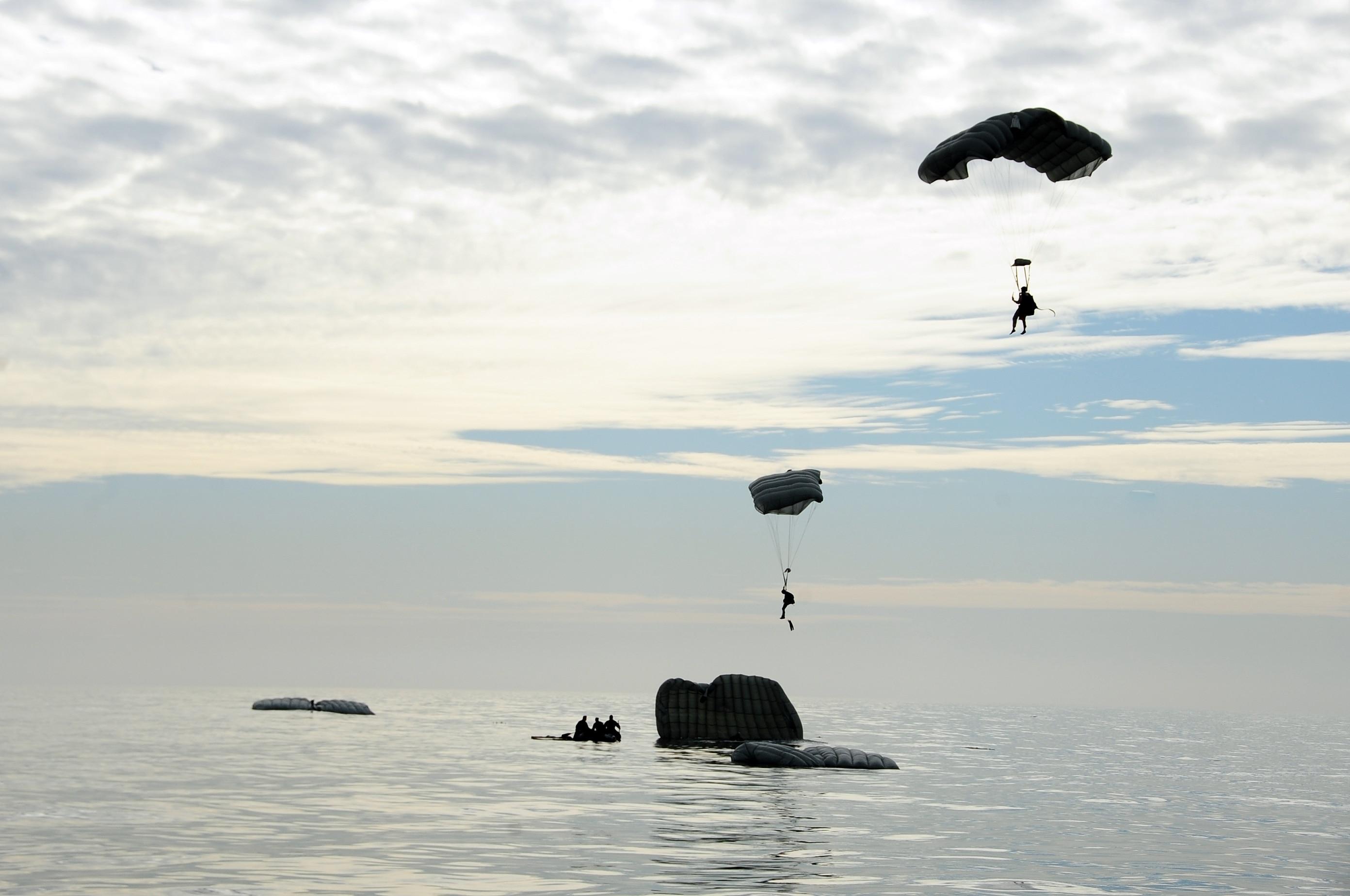 SEAL jumpers II