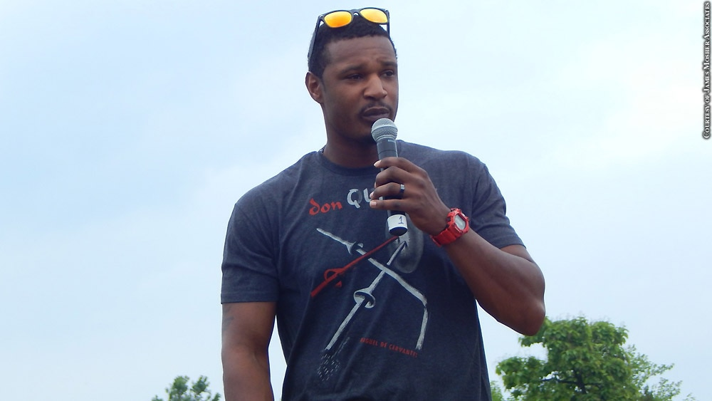 Issue 234: James Mosher Baseball - Adam Jones