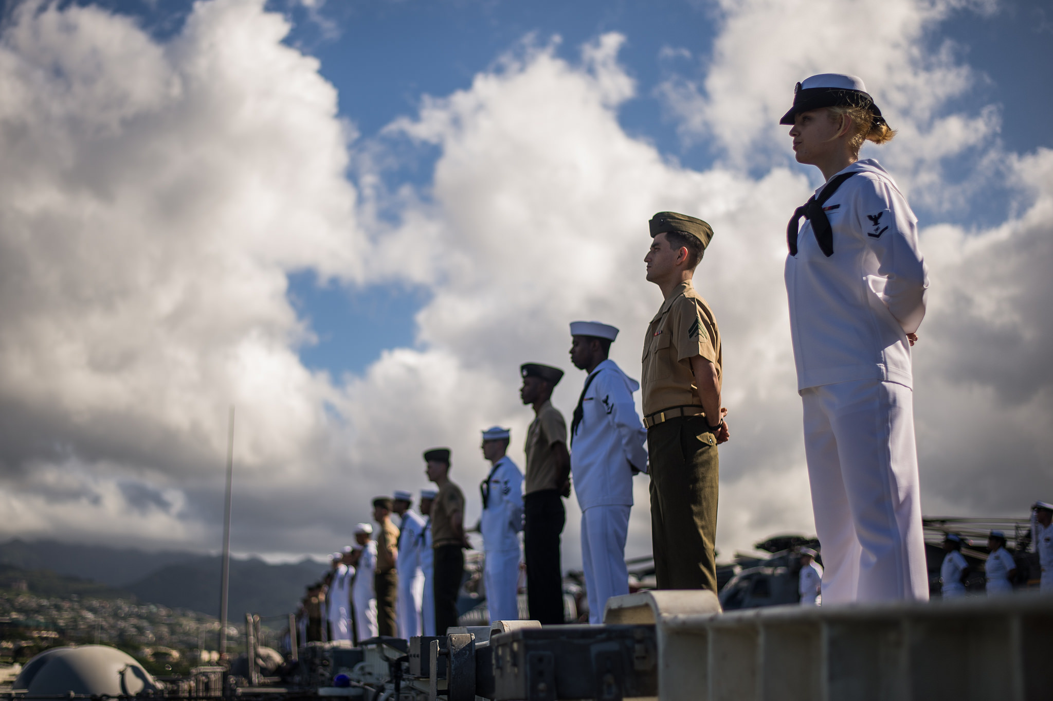 Sailors and Marines and retirement choice