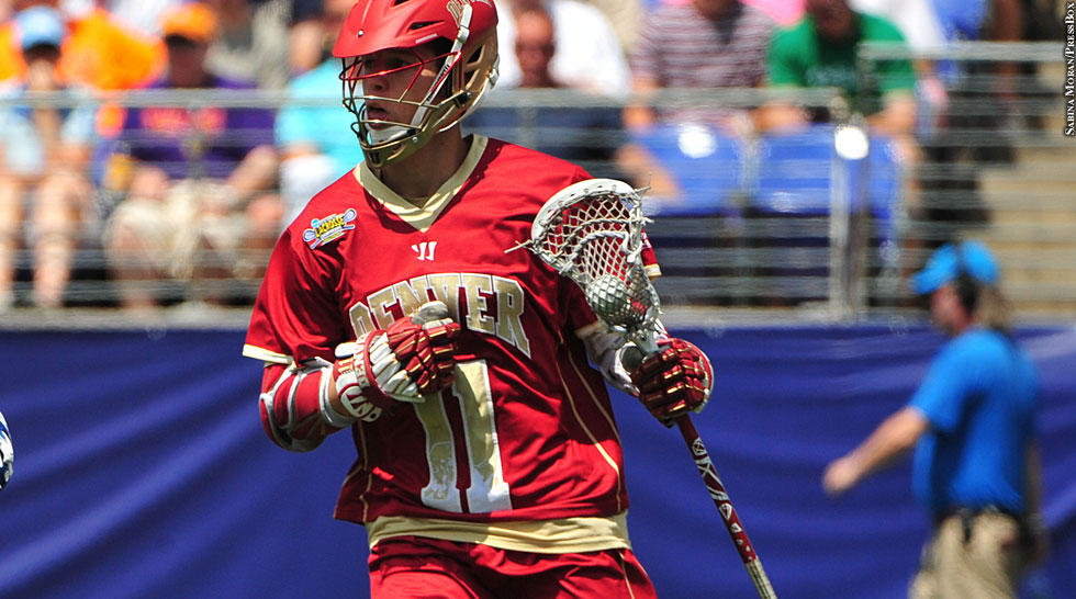 Denver Lacrosse 2014: Pat Cotter
