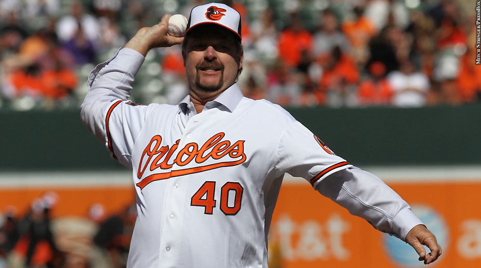Orioles: Rick Sutcliffe (2012 Opening Day)