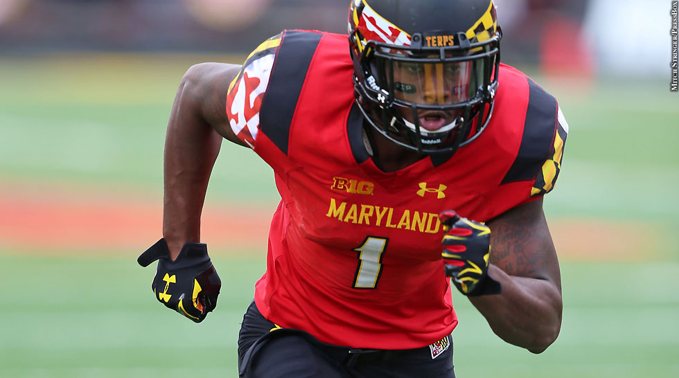 Issue 209: Maryland Terps Football 2014: Stefon Diggs