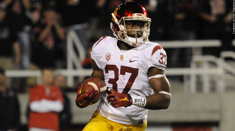 NFL Draft 2015: Javorius Allen (USC)