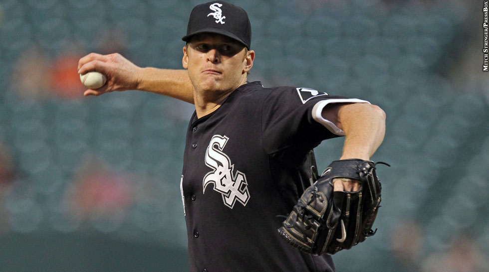 MLB: Gavin Floyd (White Sox)