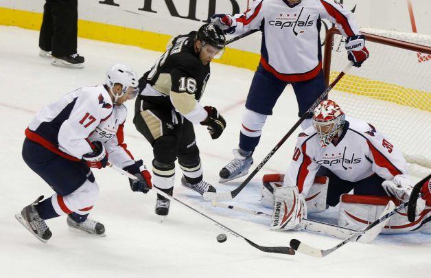 Capitals at Penguins February 7