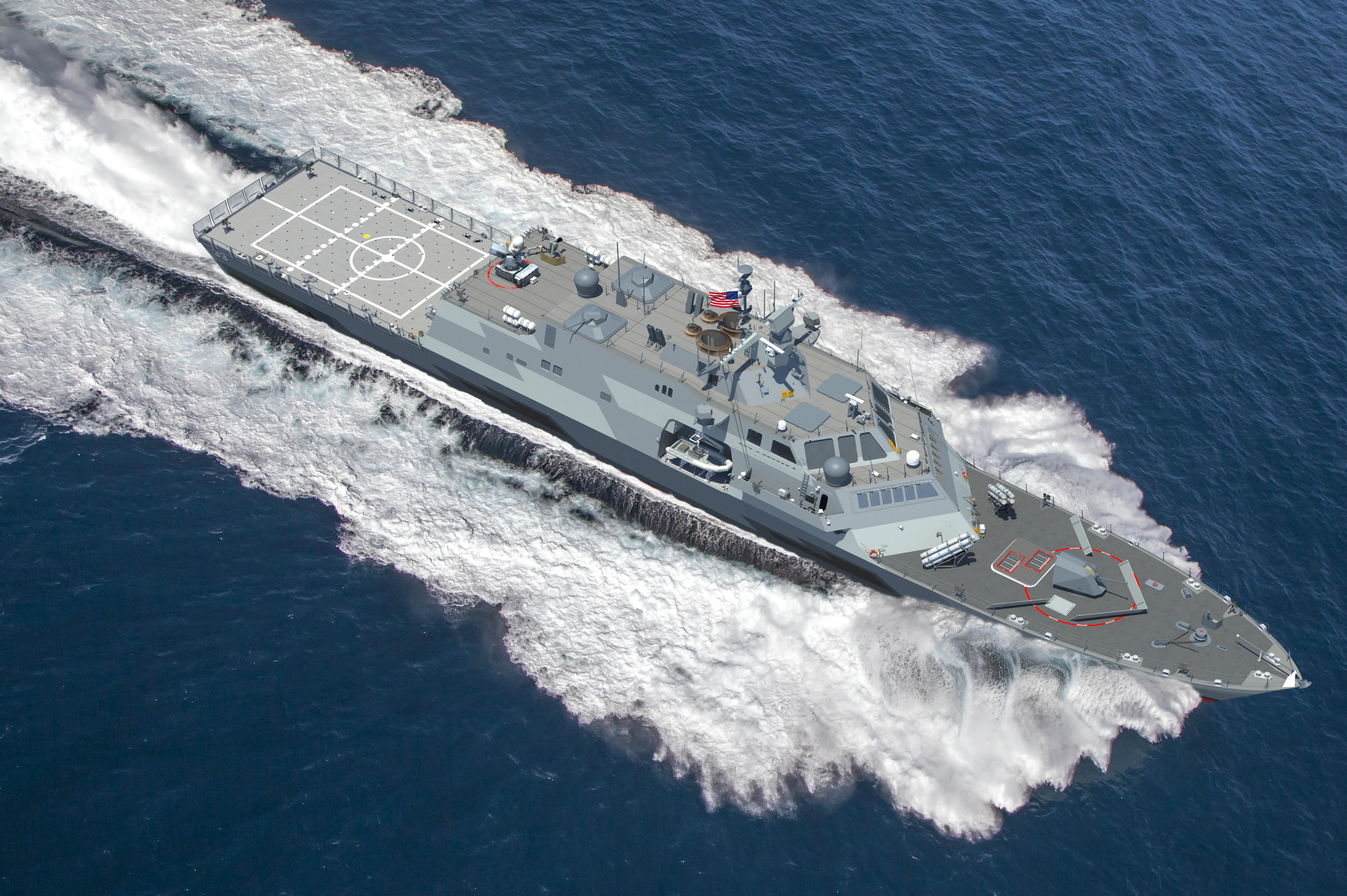Us Navy Considers A More Powerful Frigate