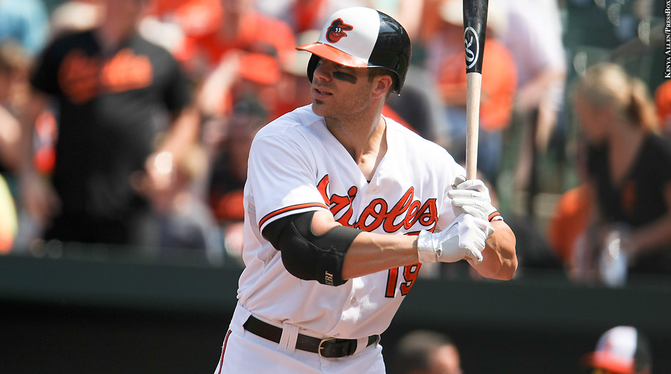 Orioles 2015: Chris Davis (at bat 4)
