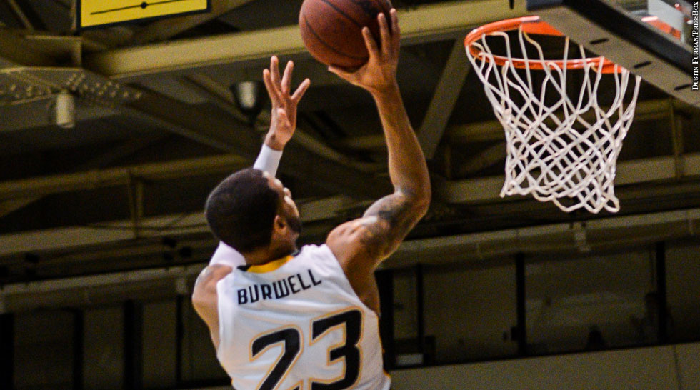 Issue 191: Towson Basketball: Mike Burwell