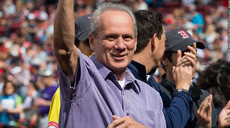 Issue 212: Larry Lucchino