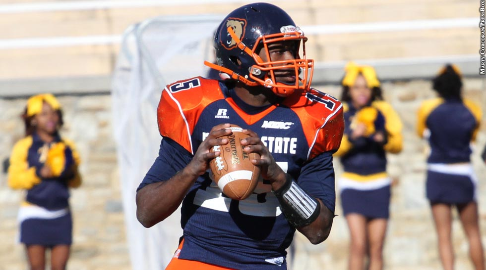 Morgan State Football 2013: Robert Council