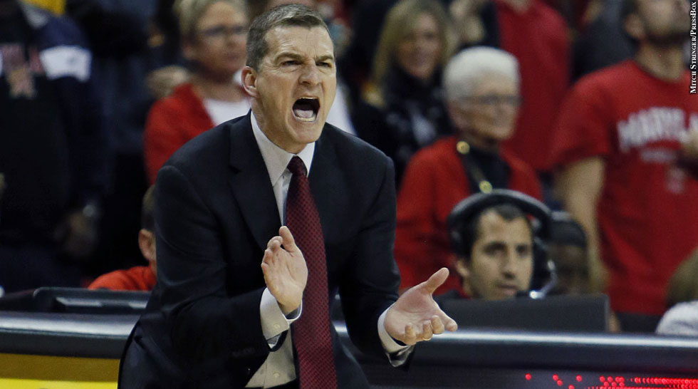 Terps Basketball 2013: Mark Turgeon