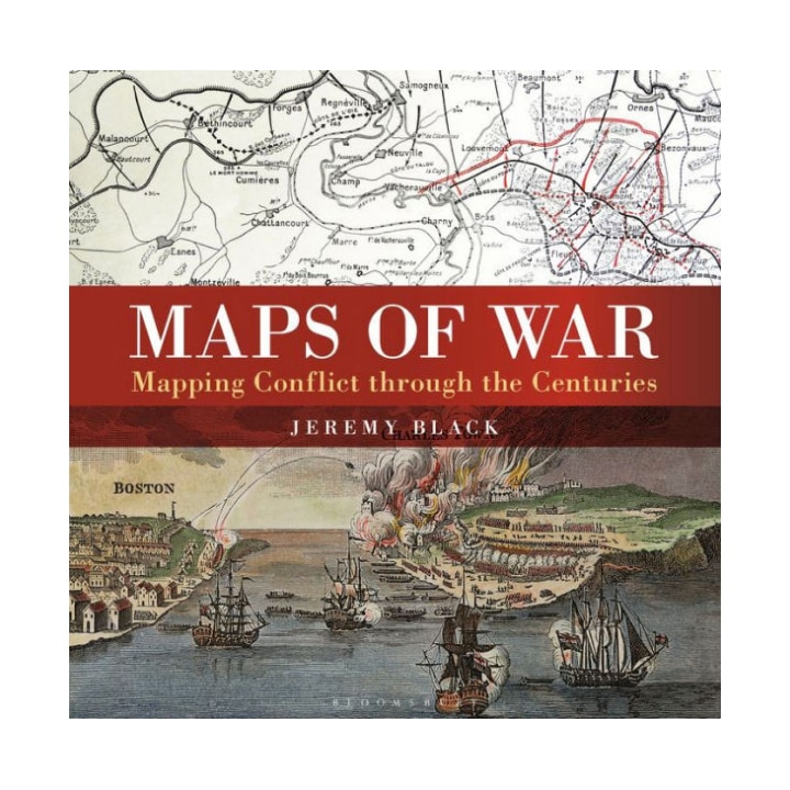 OFF Maps of War