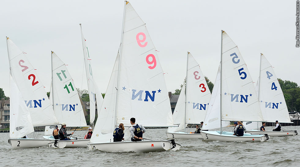 Issue 209: Navy Sailing
