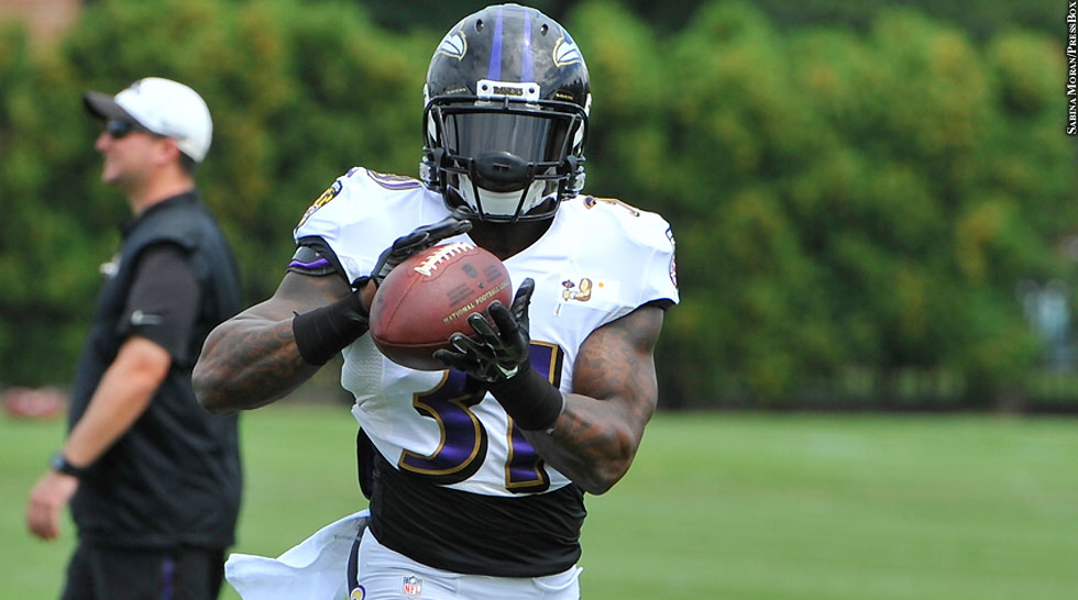 Ravens 2015: Terrence Brooks (training camp with Eagles)