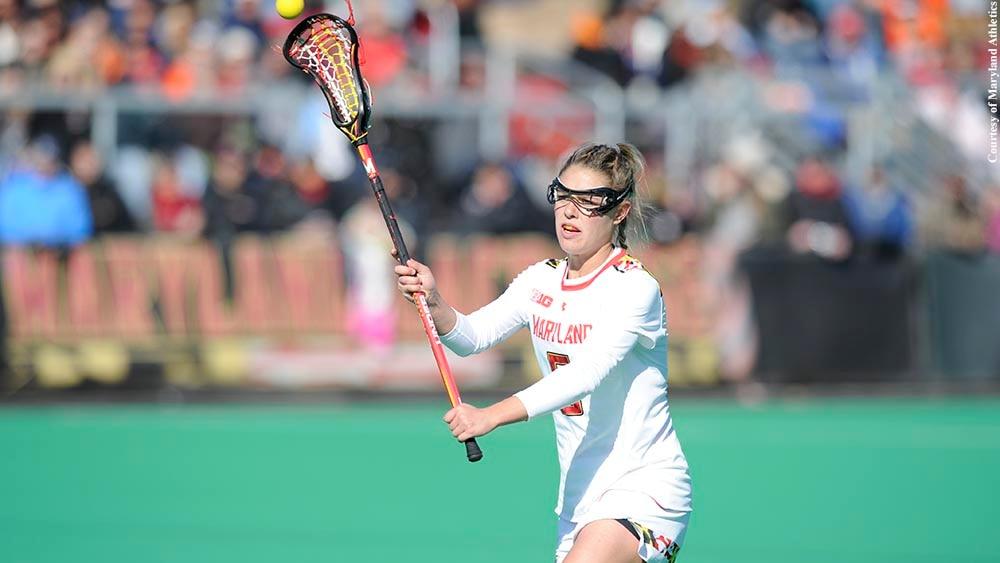 Maryland Women's Lacrosse 2017: Jen Giles
