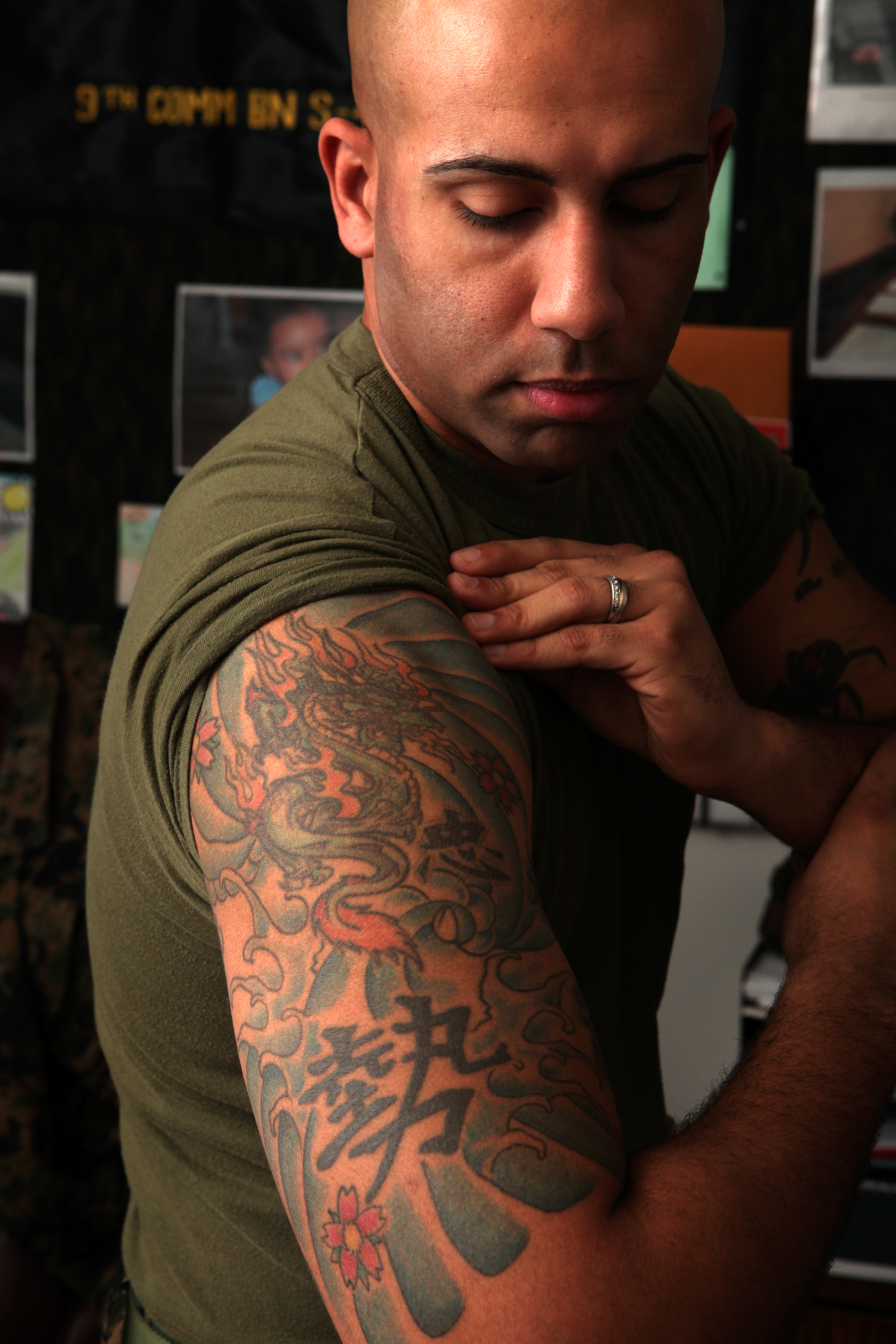 marine corps update its tattoo policy after review