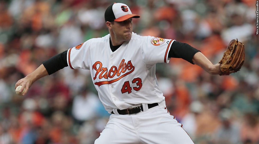 Orioles 2013: Jim Johnson