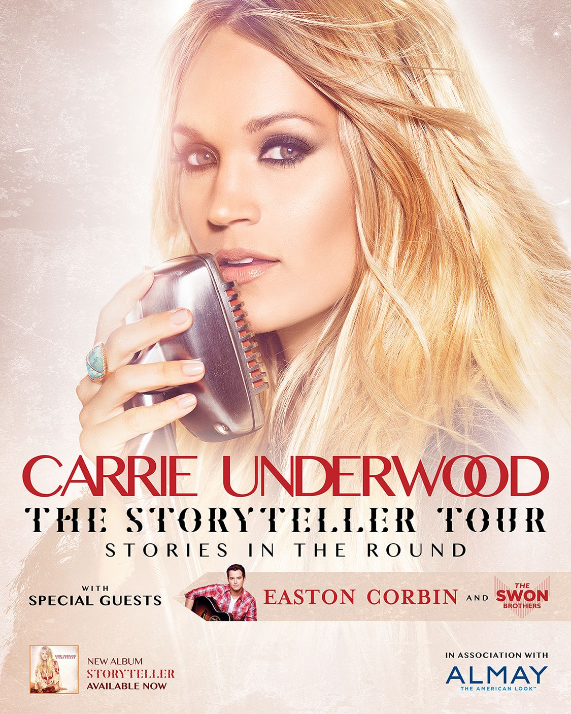 how to meet carrie underwood in person