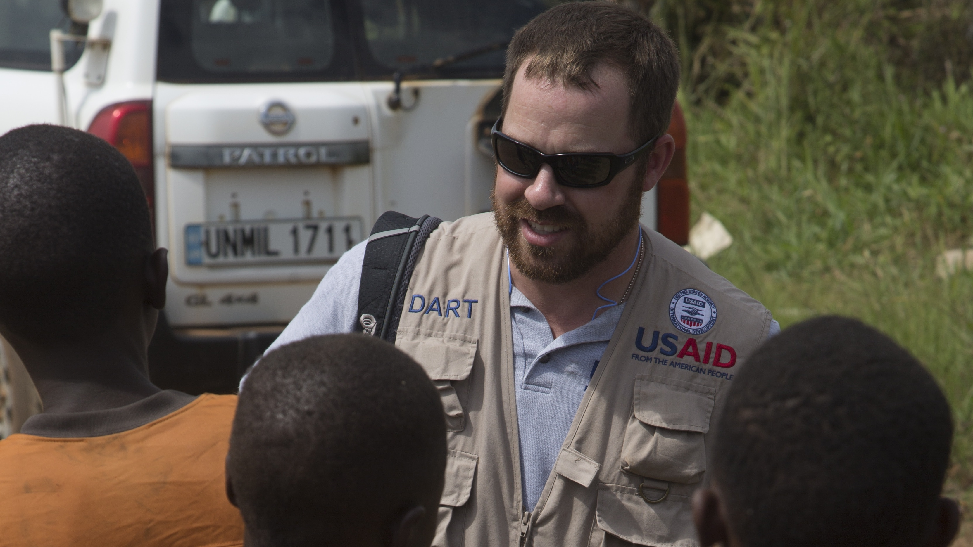 USAID in Liberia