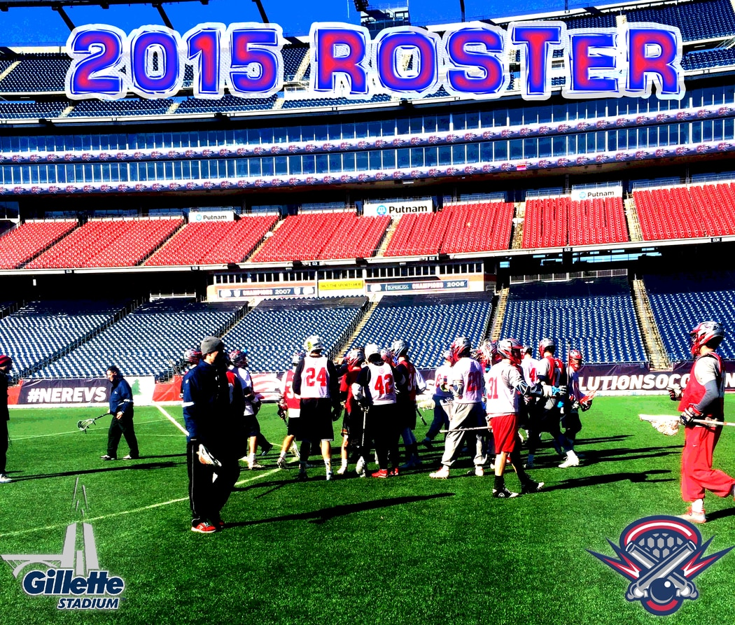 Cannons Announce 2015 Roster